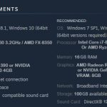 gta 6 system requirement