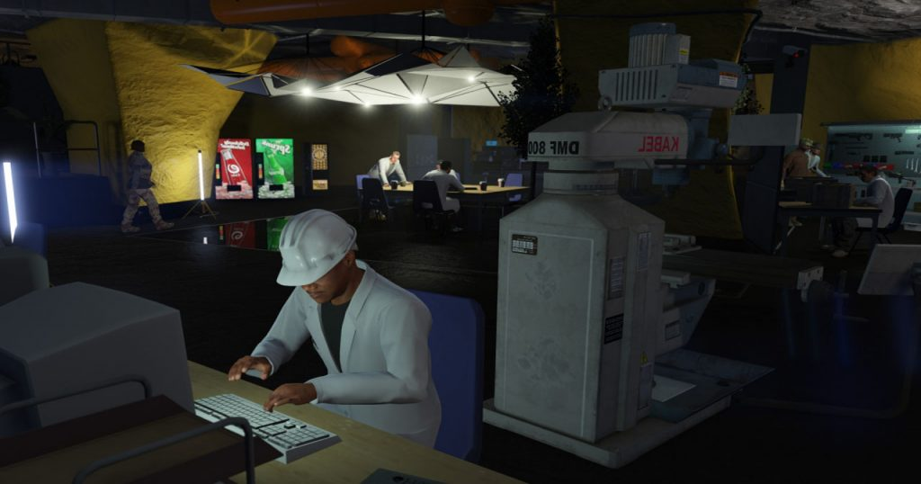 gta online best investments Production in Bunker