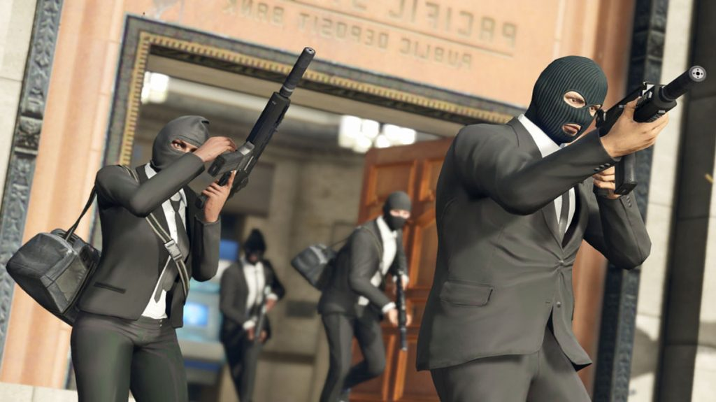 gta online best investments Robbery