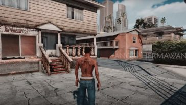 Instead of GTA 6 ,GTA San Andreas Retextured Came Out By Graphics Quality gta6news.net