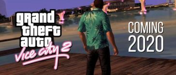 Instead of GTA 6 shows GTA: Vice City 2 with a new engine