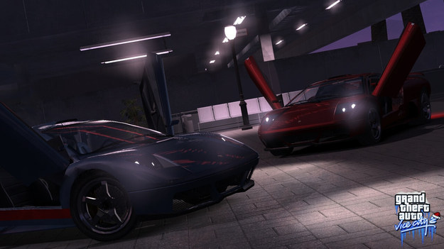 GTA: Vice City 2 with a new engine