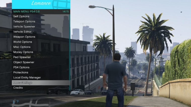 How to Mod GTA 5 ps5