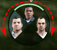 How to Switch Characters In GTA 5 PS5